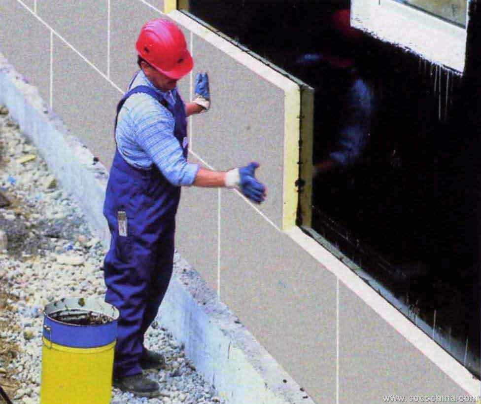 聚氨酯保温板施工