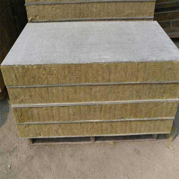 岩棉复合板是岩棉保温板的升级产品