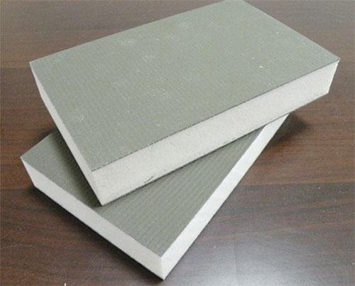 A级防火聚氨酯复合板