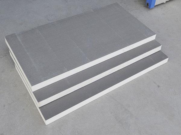 聚氨酯复合板保温板